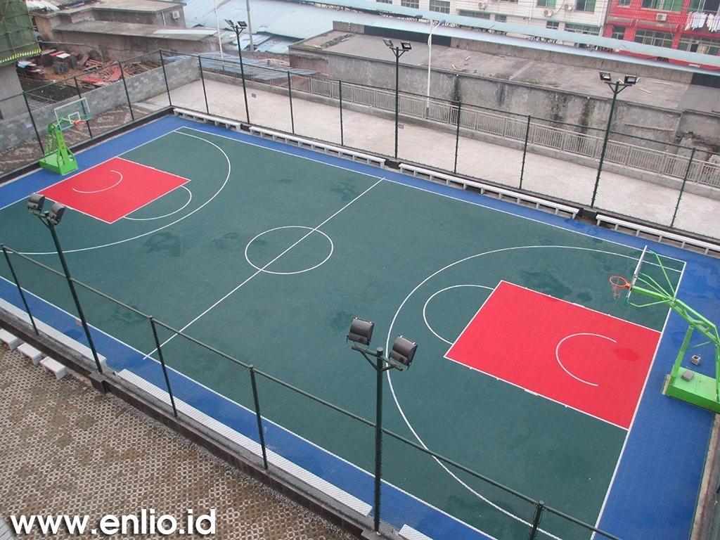 Pemakai Lapangan Basket Enlio 107